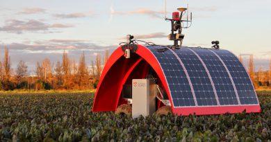 Teknologi Terbaru Di Pertanian
