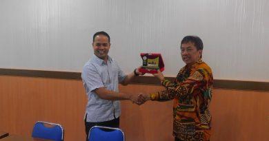 Komisi II DPRD Provinsi Sumatera Barat Studi Banding Perda Cadangan Pangan DIY
